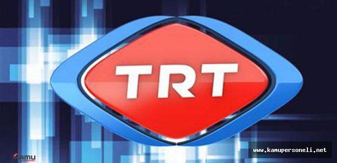 TRT'den ' TRT Kürdi ' Hakkında Önemli Açıklama