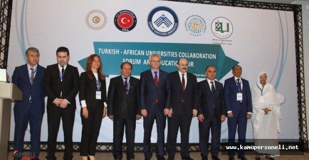 Türk-Afrika Üniversiteleri İş Birliği Forumu