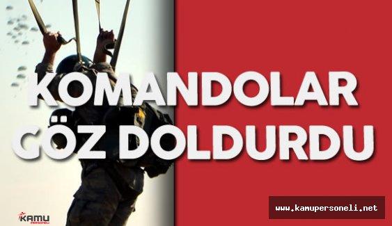 Türk Komandolar Göz Dolduruyor