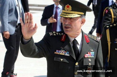 ' Türk Silahlı Kuvvetleri Her Zaman Milletinin Yanındadır '