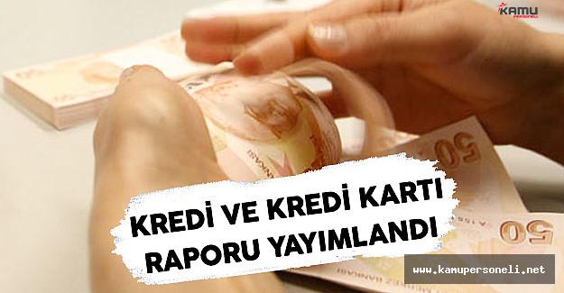 Türkiye Bankalar Birliği (TBB) Kredi Ve Kredi Kartı Raporu Yayımlandı