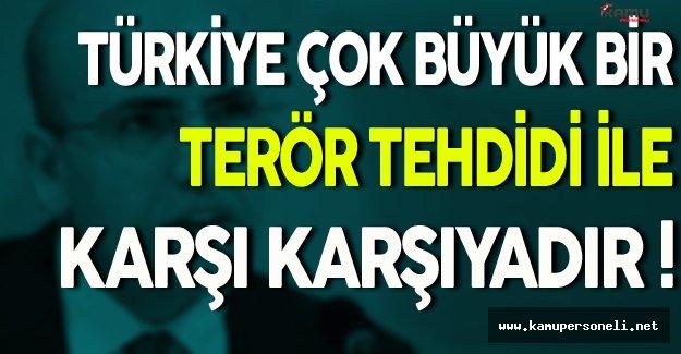 Türkiye Çok Büyük Bir Terör Tehdidi İle Karşı Karşıya