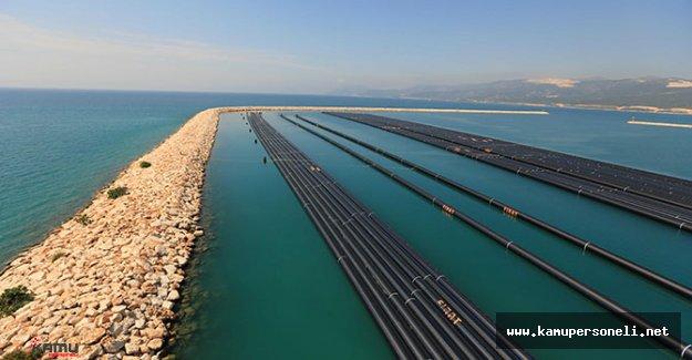 Türkiye'den Kıbrıs'a Su Temini Yapılacak