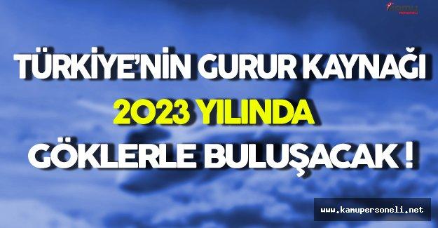 Türkiye'nin Gurur Kaynağı TRJET
