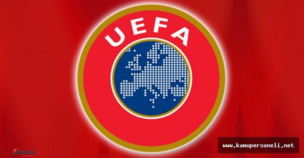 UEFA'dan Rusya'ya Ertelemeli İhraç ve Para Cezası Geldi