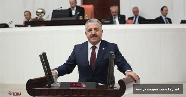 Ulaştırma Bakanı Arslan Havalimanı Patlamasıyla İlgili Konuştu