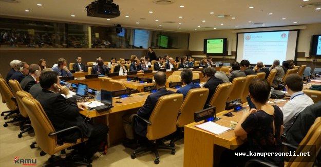 Ulusal Yargı Ağı Bilişim Sistemi (UYAP) BM Genel Merkezi'nde Tanıtıldı