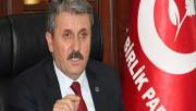 BBP Genel Başkanı Destici'den Tezkere Açıklaması