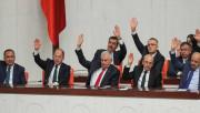 Son Dakika ! Irak ve Suriye Tezkeresi Meclis'ten Geçti