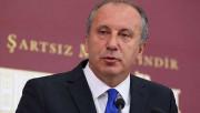 CHP Yalova Milletvekili İnce'den Sert İstifa Eleştirisi! 'Masum Olmadıklarını Gösteriyor'