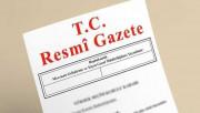 13 Aralık Tarihli Atama Kararları Resmi Gazete'de Yayımlandı