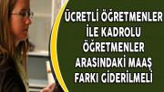 MHP Milletvekili Tor: Ücretli Öğretmenler ile Kadrolu Öğretmenler Arasındaki Maaş Farkı Giderilmeli