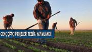 Genç Çiftçi Projelerinin Desteklenmesi Tebliği Resmi Gazete'de Yayımlandı