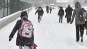 Yılın İlk Kar Tatili Haberi Geldi ! Okullar İki Gün Tatil Edildi