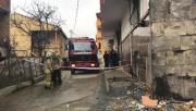 İstanbul Arnavutköy'de Patlama! Korku Dolu Anlar Yaşandı