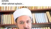 Bakan Soylu son dakika olarak duyurdu! Nakşibendi tarikatı şeyhlerinden Abdülkerim Çevik öldürüldü!