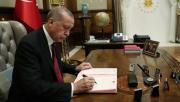 Cumhurbaşkanı Erdoğan onayladı : O kararlar Resmi Gazete'de yayımlandı