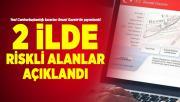 Yeni Cumhurbaşkanlığı kararları Resmi Gazete'de yayımlandı! 2 ilde riskli alanlar açıklandı