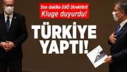 Son dakika DSÖ Direktörü Kluge duyurdu! Türkiye yaptı!