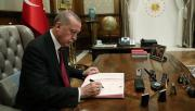 Cumhurbaşkanı Erdoğan onayladı! Yeni cumhurbaşkanı kararı yayımlandı