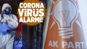 AK Parti'de corona virüs alarmı! Genel Başkan Yardımcısı Hamza Dağ koronavirüse yakalandı