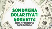 Son dakika Güncel Döviz Kuru son durum şoke etti! Dolar çok hızlı bir şekilde yükselmeye devam ediyor! Euro ve Sterlin ise...