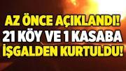 Azerbaycan Cumhurbaşkanı duyurdu! 21 köy ve 1 kasaba işgalden kurtuldu!