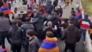 Ermenistan yanlıları Türklere saldırdı! 1'i ağır, yaralılar var