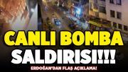 Canlı bomba saldırısı gerçekleştirildi! Cumhurbaşkanı Erdoğan'dan flaş açıklama