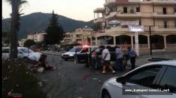 Üzerinden Araçla Geçilerek Ezilen Polis Memuru Hayatını Kaybetti