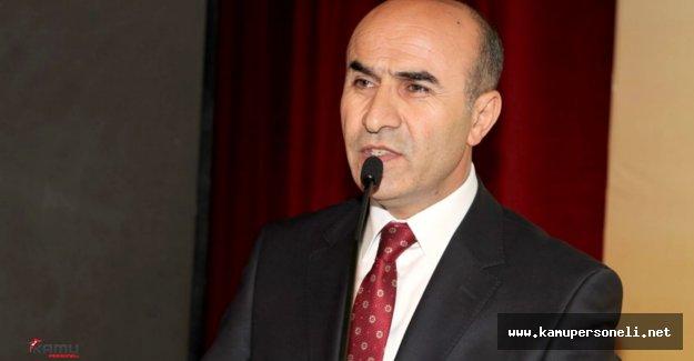 Valiler Kararnamesi Vali Demirtaş'ın Konuşması Yayımlandı