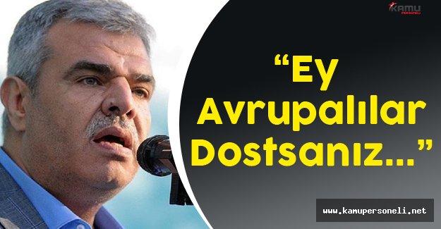 """Veysi Kaynak: """" CHP Milletin Öz Değerlerine Hiç Mi Bakmaz"""""""