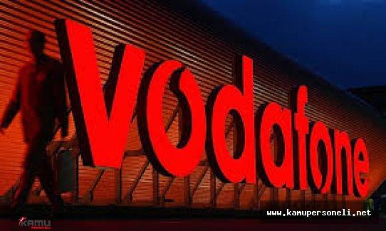 Vodafone Personel Alımı Başvuruları Başladı