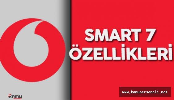 Vodafone Smart 7 Görücüye Çıktı ( Vodafone Smart 7 Özellikleri Nelerdir?)
