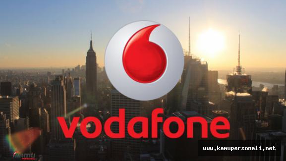 Vodafone Türkiye Geneli Çok Sayıda Personel Alımı Yapacak