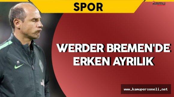 Werder Bremen Skripnik ile Yollarını Ayırdı