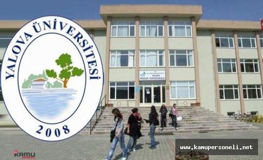 Yalova Üniversitesi Lisansüstü Eğitim Yönetmeliği Değişti