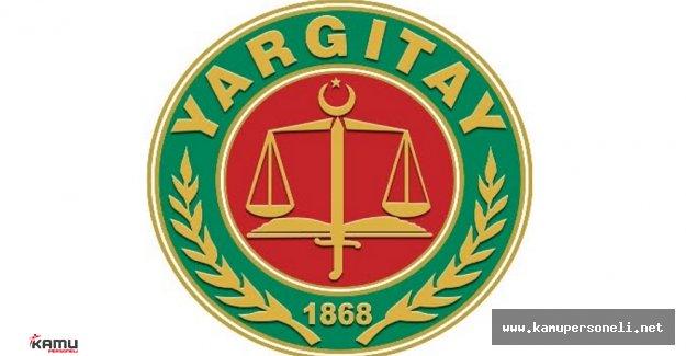 Yargıtay 516 Üyeye Ankara'dan Ayrılmayın Mesajı Gönderdi