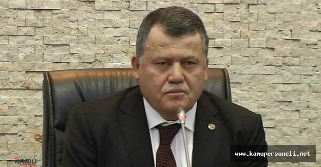 Yargıtay Başkanından MHP Olağanüstü Kongre Açıklaması