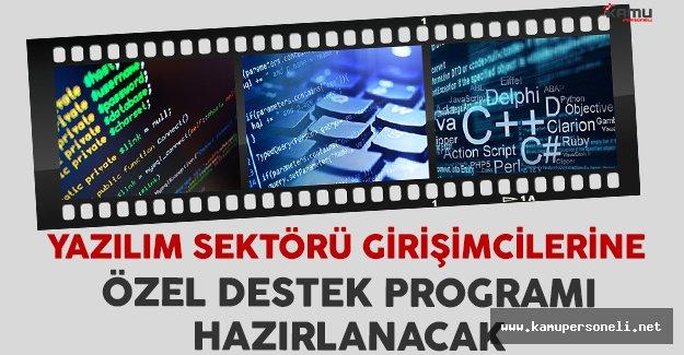 Yazılım Sektörü Girişimcilerine Özel Destek Programı Hazırlanacak