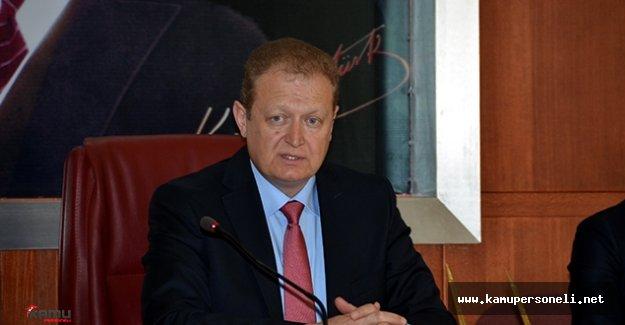 Yeni Trabzon Valisi Yücel Yavuz Kimdir?