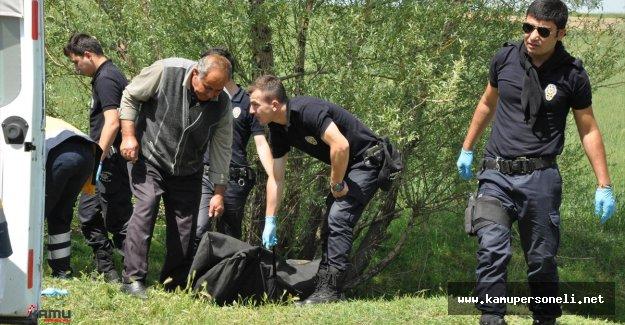Yozgat Sorgun'da Dere Yatağında İki Ceset Bulundu