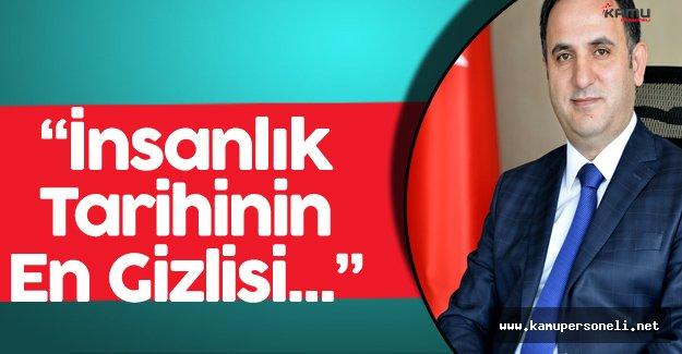 """YTB Başkanı Bülbül:"""" İnsanlık Tarihinin En Gizli Terör Örgütü..."""""""