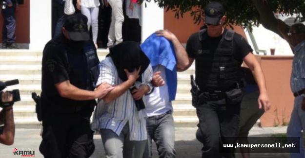 Yunanistan'a Kaçan 8 Askerin Mahkemeleri Sonuçlandı