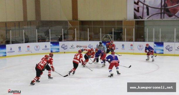 Zeytinburnu Belediyespor'un Rakipleri Belli Oldu (IIHF)