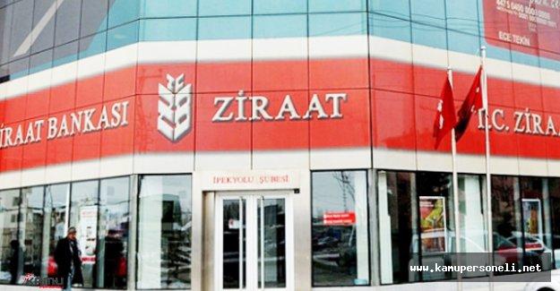 Ziraat Bankası Personel Alımı İçin Başvurular Devam Ediyor