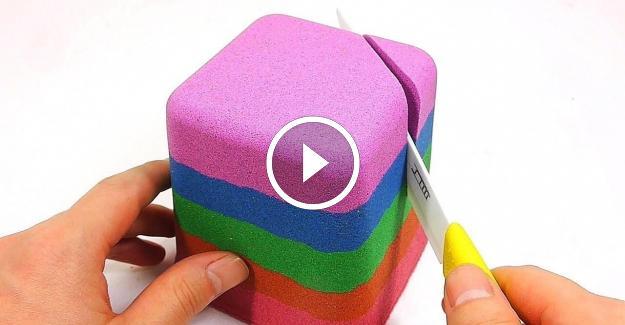 3 Dakikalık Dinlendirici Video!