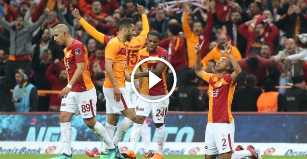 Galatasaray- Başakşehir Maç Özeti! Emre Belözoğlu ve Arda Turan#039;a Tepkiler Büyüyor