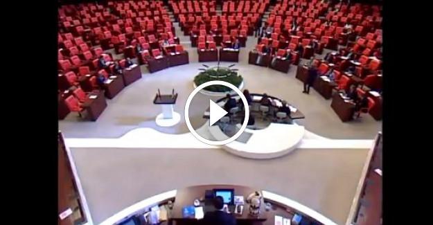 Mecliste Bedelli Askerlik ve EYT Konuşması