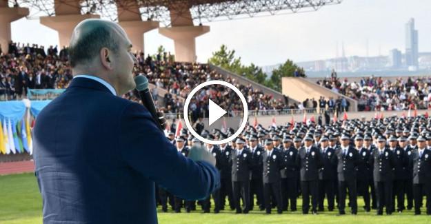 Bakan Süleyman Soylu: Temmuz Ayında 10 Bin Polis Alımı Yapacağız